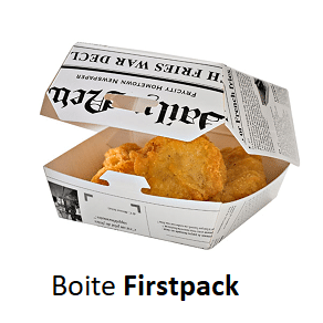 emballage Firstpack